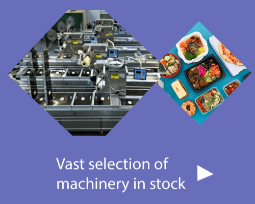 Used Food Manufacturing Machines and Machinery For sale